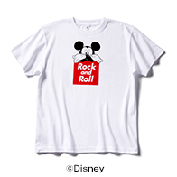 BOX / MICKEY (WHITE & RED)