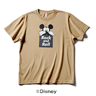 BOX / MICKEY (SAND KHAKI & GRAY)