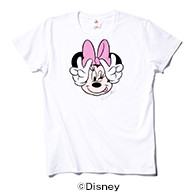 FACE MINNIE(WHITE)