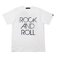 ROCK AND ROLL (WHITE)